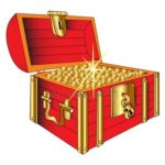 depositphotos 5970014 stock illustration coffer with golden shining coin