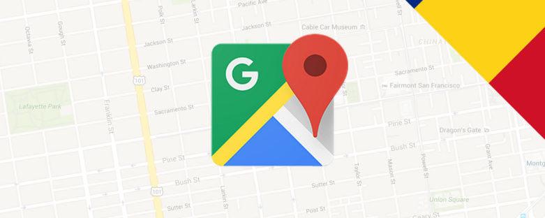 Google Maps обогащает и банкротит!