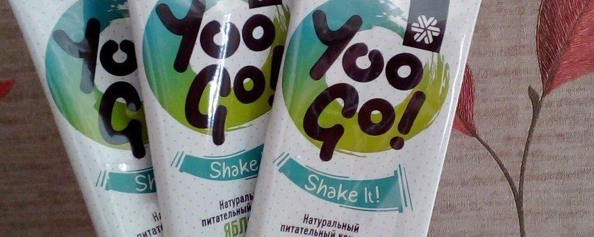 Питательный коктейль Yoo Gо