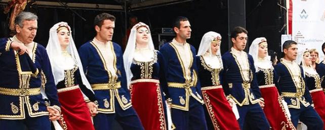 Армянская община в Центральной Азии