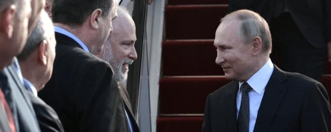 Почему Путин намекнул странам СНГ о возможном пересмотре границ