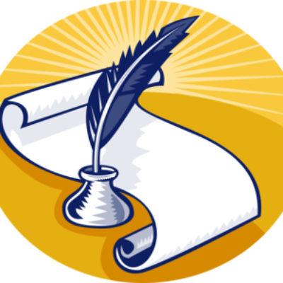 Логотип группы (Журнал «Литературная жизнь»)